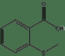 2-(Methylthio)benzoic acid 1g