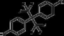 2,2-Bis-(4-hydroxyphenyl)hexafluoropropane 25g