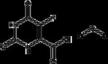 5-Fluoroorotic acid, monohydrate 1g