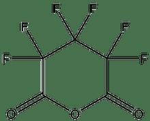 Hexafluoroglutaric anhydride 5g