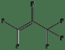 Hexafluoropropene 100g