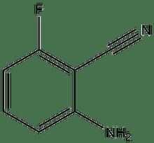 2-Amino-6-fluorobenzonitrile 25g