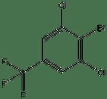 4-Bromo-3,5-dichlorobenzotrifluoride 1g