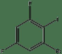 2-Bromo-4,6-difluoroiodobenzene 5g