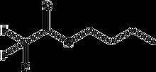 n-Butyl trifluoroacetate 25g