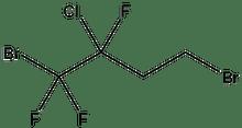 2-Chloro-1,4-dibromo-1,1,2-trifluorobutane 5g