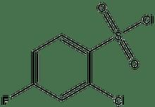 2-Chloro-4-fluorobenzenesulfonyl chloride 1g