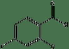 2-Chloro-4-fluorobenzoyl chloride 5g