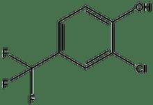 3-Chloro-4-hydroxybenzotrifluoride 5g