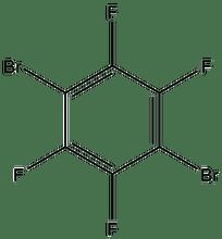 1,4-Dibromotetrafluorobenzene 5g