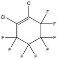 1,2-Dichlorooctafluorocyclohex-1-ene 1g