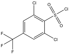 2,6-Dichloro-4-(trifluoromethyl)benzenesulfonyl chloride 5g