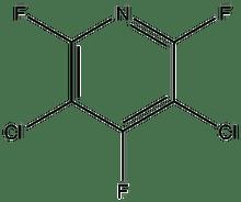 3,5-Dichloro-2,4,6-trifluoropyridine 25g