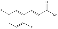 trans-2,5-Difluorocinnamic acid 5g