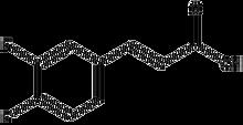 trans-3,4-Difluorocinnamic acid 5g