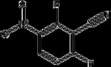 2,6-Difluoro-3-nitrobenzonitrile 5g