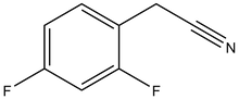 2,4-Difluorophenylacetonitrile 5g
