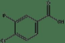 4-Chloro-3-fluorobenzoic acid 5g