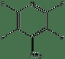 4-Amino-2,3,5,6-tetrafluoropyridine 1g