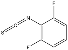 2,6-Difluorophenyl isothiocyanate 1g