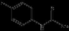 1-(4-Fluorophenyl)-2-thiourea 5g