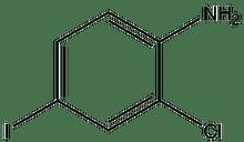 2-Chloro-4-iodoaniline 25g