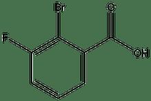 2-Bromo-3-fluorobenzoic acid 1g