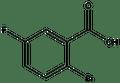 2-Bromo-5-fluorobenzoic acid 25g