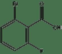 2-Bromo-6-fluorobenzoic acid 1g