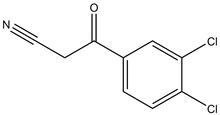 3,4-Dichlorobenzoylacetonitrile 1g