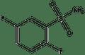 2,5-Difluorobenzenesulfonamide 1g