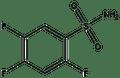 2,4,5-Trifluorobenzenesulfonamide 1g