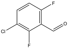 3-Chloro-2,6-difluorobenzaldehyde 1g