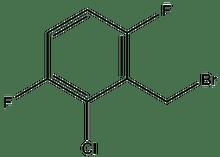 2-Chloro-3,6-difluorobenzyl bromide 1g