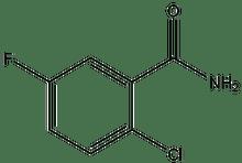 2-Chloro-5-fluorobenzamide 5g