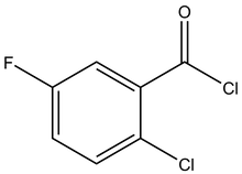 2-Chloro-5-fluorobenzoyl chloride 1g