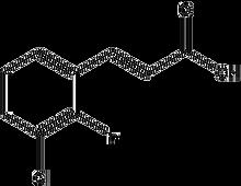 3-Chloro-2-fluorocinnamic acid 1g