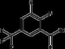 3-Chloro-2-fluoro-5-(trifluoromethyl)benzoic acid 1g
