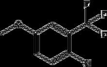 4-Chloro-3-(trifluoromethyl)anisole 1g