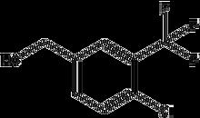 4-Chloro-3-(trifluoromethyl)benzyl alcohol 1g