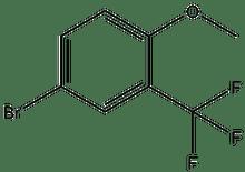 4-Methoxy-3-(trifluoromethyl)bromobenzene 5g
