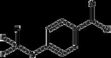 4-(Trifluoromethylthio)benzoyl chloride 5g