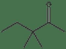 3,3-Dimethyl-2-pentanone 1g
