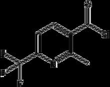 2-Methyl-6-(trifluoromethyl)pyridine-3-carbonyl chloride 1g