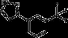 3-(3-Trifluoromethylphenyl)pyrazole 500mg
