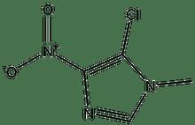 5-Chloro-1-methyl-4-nitroimidazole 1g