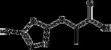 2-(5-Mercapto-1,3,4-thiadiazol-2-ylthio)-propionic acid 1g