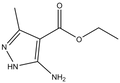 5-Amino-3-methyl-1H-pyrazole-4-carboxylic acid ethyl ester 1g