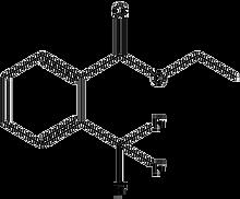 Ethyl 2-(trifluoromethyl)benzoate 5g