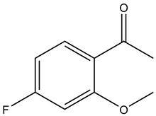 4'-Fluoro-2'-methoxyacetophenone 1g